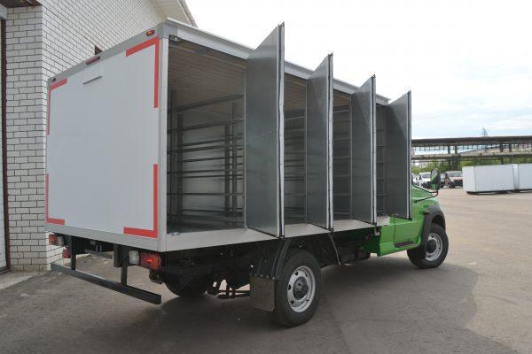 УАЗ ПРОФИ хлебный фургон
