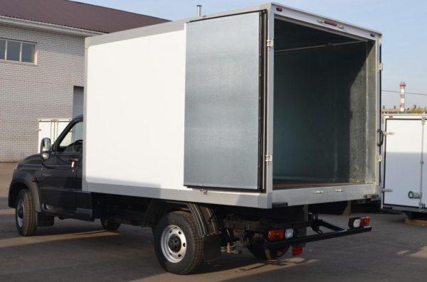 Изотермический фургон УАЗ ПРОФИ